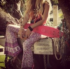 The Perfect Pair of Boho-Gypsy-Hippie-Cowgirl Pants! - Celeste Alayne    Kasia ☮