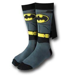 Superhero socks - my little man needs EVERY pair to go with his superhero t-shirts