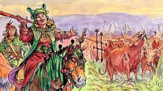 Interactive Stories, You Gave Up, Moose Art, Marriage, Dragon, King, Fandom, Painting, Image