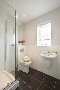 I like the window - but would have the mirror above the sink!