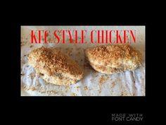 Slimming World Syn Free KFC Style Chicken   Make It Monday's - YouTube