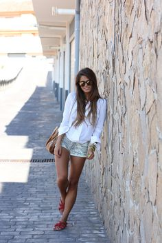 Mirror Sunglasses | seams for a desire