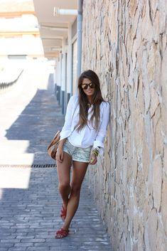 Seams for a desire: Mirror Sunglasses