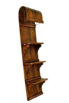 Toboggan Shelf from VintageWinter