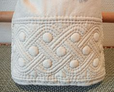 Ulla's Quilt World: Quilted boutis pouch pattern, Japanese patchwork