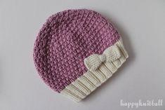 Baby Girl Bows, Girls Bows, Baby Girl Newborn, Pink Girl, Pink Hat, Powder Pink, Crochet Gifts, Handmade Baby, Beanie Hats