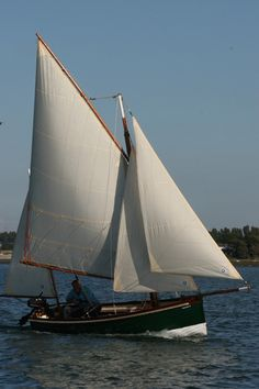 Kittiwake 16 - Hand built traditionally styled, gaffed-rigged boats of distinction