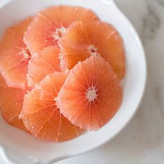 Grapefruit With Olive Oil And Sea Salt Is Your New Favorite Snack
