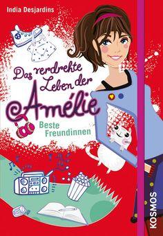 Das verdrehte Leben der Amélie - Beste Freundinnen: ein witziges Buch im Tagebuchstil, das mir sehr gut gefallen hat! Ich freue mich auf Band 2 und vergebe die volle Punktzahl! Zur Rezension: http://www.buechernische-blog.de/india-desjardins-das-verdrehte-leben-der-amelie-beste-freundinnen-band-1-buchrezension/ © Cover Kosmos Verlag