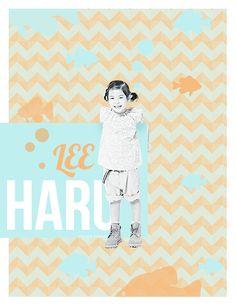 Happy Birthday Lee Haru! (May 2nd)