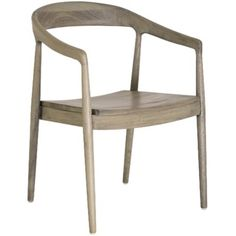 Hermosa Arm Chair Natural By Palecek Lighting
