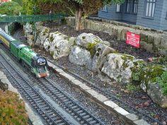 Bekonscot Model Village & Railway – Beaconsfield, England... A ...