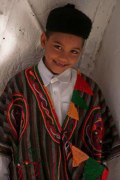 Libyan smile