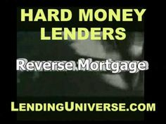 Find the best hard money lenders in Santa Rosa, on http://www.lendinguniverse.com .  Get Private investors in the city of Santa Rosa (county of Sonoma California) to review your hard money loan request. Or you can find your own lenders, brokers and investors including your existing lender and use http://www.lendinguniverse.com/BorrowersHardMoney...