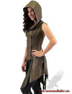Riding Hood Lark Dress