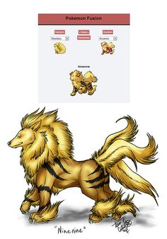 I would love to ride on this Pokémon's back. It would be fun and furry.