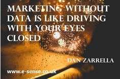 Marketers can't be effective without marketing metrics!