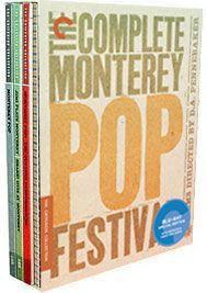 The Complete Monterey Pop Festival Box Set - Criterion Collection