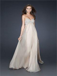 Gorgeous Empire Sweetheart Beaded Chiffon Prom Dress PD10830 www.dresseshouse.co.uk $125.0000