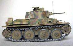 Czechoslovakian Panzer 38(t)