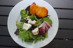 white plate blank slate: CSA week 1: Spring veg!