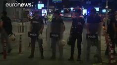 """""""ERDOGAN DOIT ETRE PLUS COHERENT"""" Au moins 36 personnes sont mortes et 147 sont blessées après une triple attaque suicide le 28 juin au soir à l'aéroport international Atatürk."""
