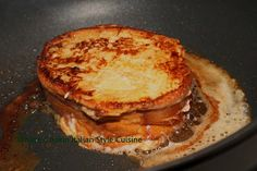 What's Cookin' Italian Style Cuisine: Italian Style French Toast Recipe