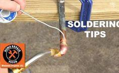 soldering quick tips, how to, plumbing, tools, Soldering Quick Tips