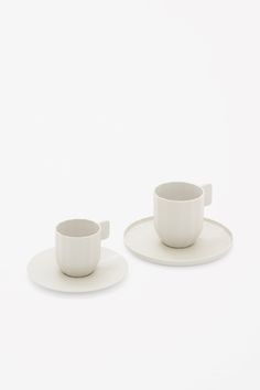 Porcelain coffee cup x 6 - for my posh filter coffee
