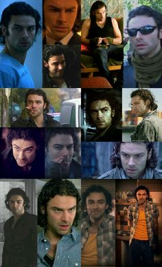 Aidan Turner in Being Human as beautiful Mitchell ♡♡♡♡♡
