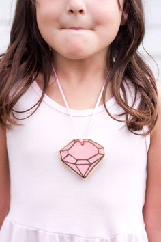 DIY Gem Cookie Necklace - So Cute We Are Making These!
