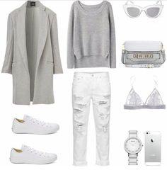 Inspo set - grey and white