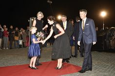 Crown Prince Couple's Culture Awards - 2015, Crown Prince Frederik and Crown Princess Mary of Denmark