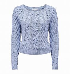 Hand Knit Women's sweater made to order hand knitted