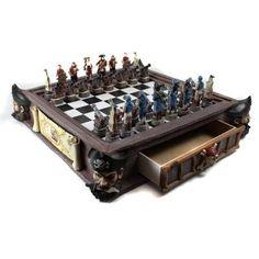 Pirate Chess Set