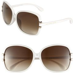 #Marc Jacobs              #Eyewear                  #MARC #Marc #Jacobs #'International #Collection' #61mm #Oversized #Sunglasses                           MARC by Marc Jacobs 'International Collection' 61mm Oversized Sunglasses                                http://www.snaproduct.com/product.aspx?PID=5236216