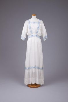 Dress  1910-1915