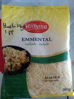 Emmental rallado Milbona