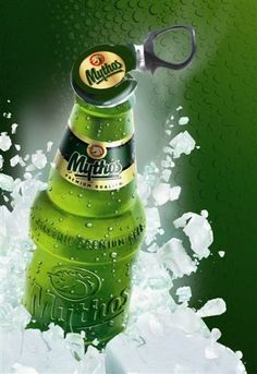 Mythos Beer - Tried this first in Rhodes in Great summer beer for around the pool. Ale Beer, Beers Of The World, Natural Preservatives, Beer Packaging, Brand Building, Prosecco, Alcoholic Drinks, Cocktails, Beer