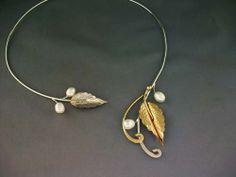 Bridal Necklace  Wedding Accessories  Woodland by ElnaraNiall, $159.99