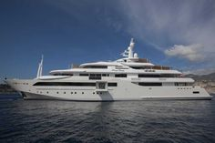 CRN Yachts -  from 40 to 90 metres #luxuryyachts #madeinitaly