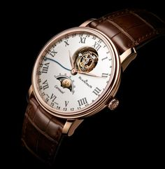 BLANKPAIN(ブランパン) 史上初、カルーセルとムーンフェイズの出会い #watches