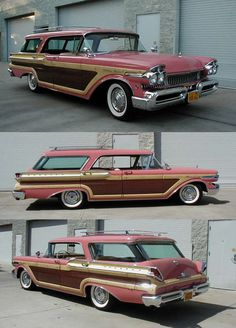 1957 Mercury Colony Park Wagon