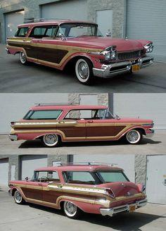 1957 Mercury Colony Park Wagon