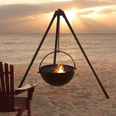 Fire Pit - Cowboy Cauldron Co.
