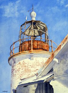 Watercolor paintings by Joe Cartwright - Miscellaneous,, links to various useful demonstrations and videos....