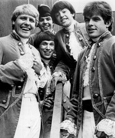Paul Revere was married on July 1976 - America's two-hundredth birthday. Paul Revere and The Raiders actually began reco. Paul Revere, Raiders, 60s Music, Music Radio, Classic Rock, Classic Blues, My Favorite Music, Rock Music, Music Artists