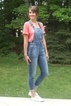 Overalls | A Lovely Living