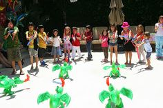 Party Wishes: How to Train Your Dragon Party