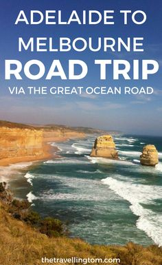 An Adelaide to Melbourne road trip is one of the best things to do in Australia! This route takes in the amazing Great Ocean Road and lesser known place such as the Grampians and Wilson's Promontory! This trip is a must while travelling Australia!